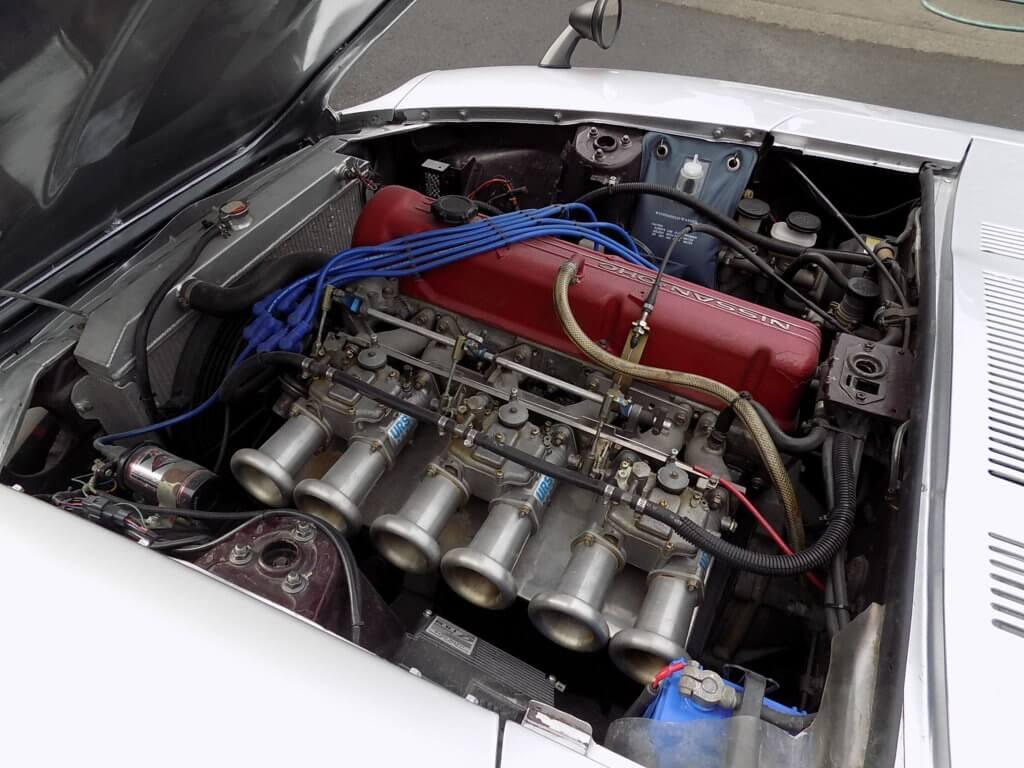 フェアレディZ S30 240ZG仕様 L28 ソレックスキャブ