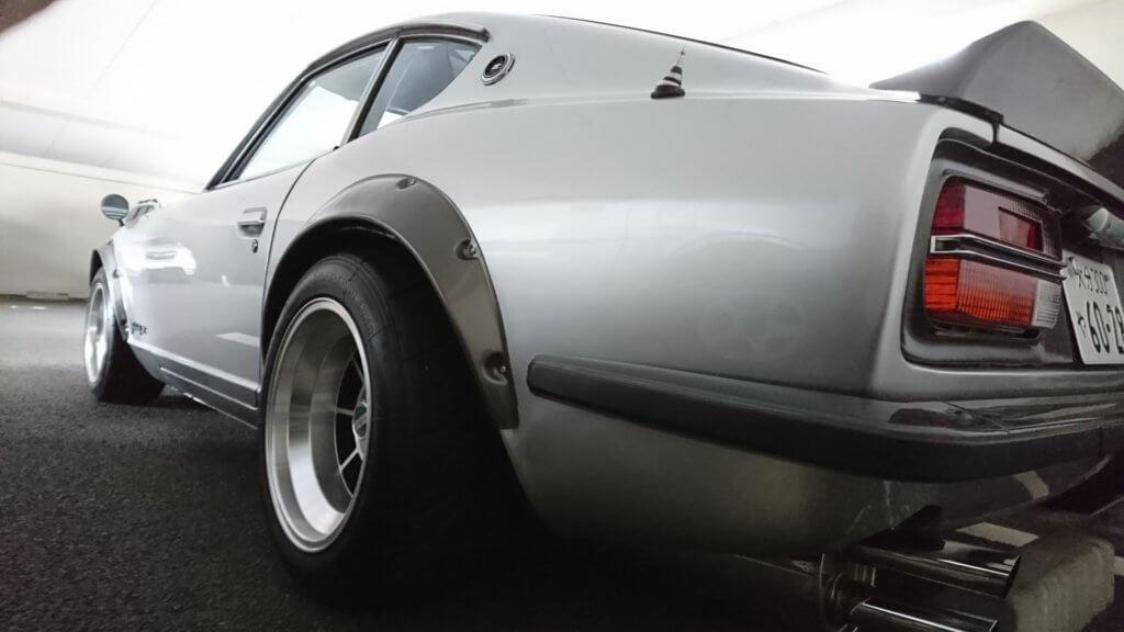 フェアレディZ S30 240ZG仕様