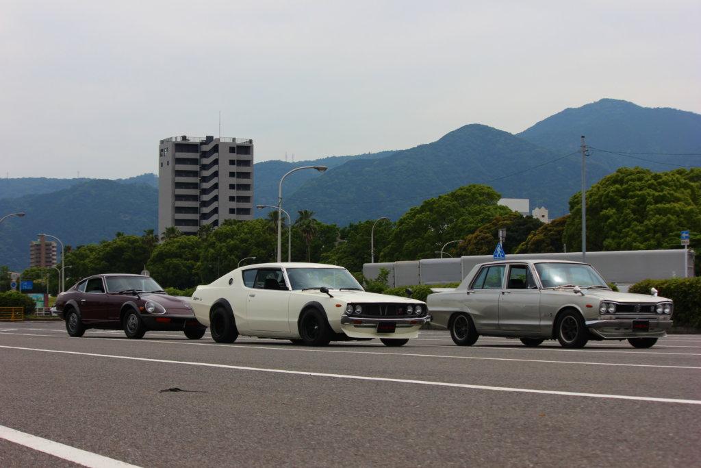 フェアレディZ 240ZG ハコスカ ケンメリ