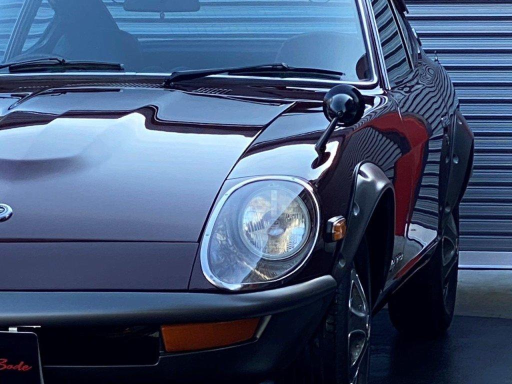 フェアレディZ 240ZG マルーン