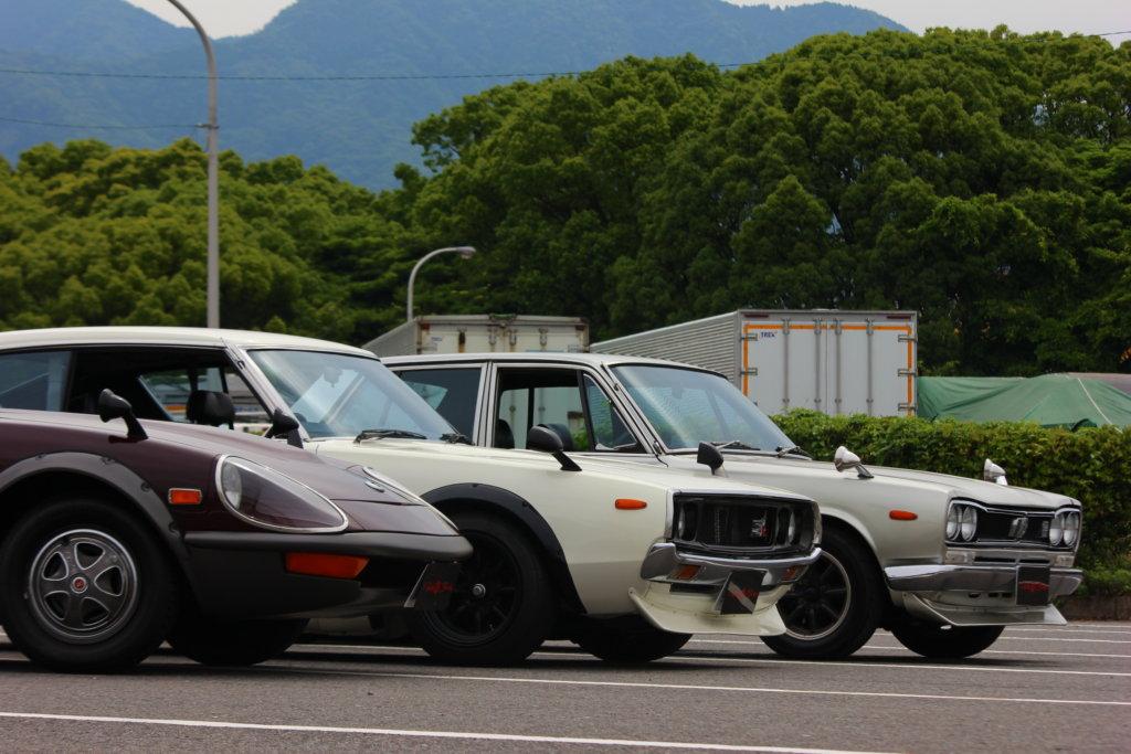 フェアレディZ 240ZG ケンメリ ハコスカ