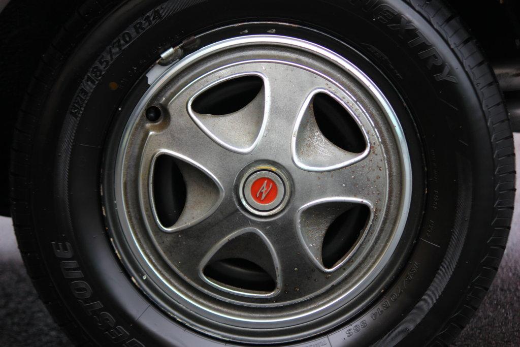 フェアレディZ 240ZG 純正ホイール